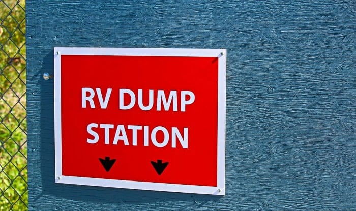 How to Build an RV Dump Station