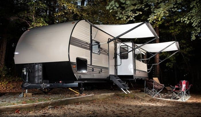 how to install rv slide out awning