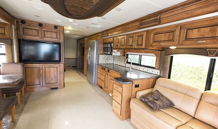 Best Paints for RV Cabinets