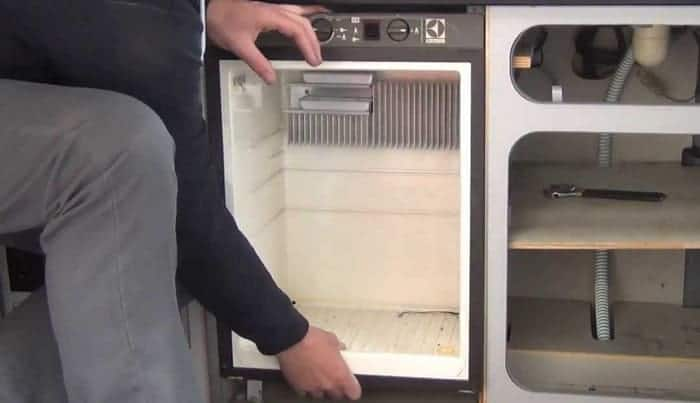 How-to-Remove-a-Dometic-RV-Refrigerator-In-6-Simple-Steps